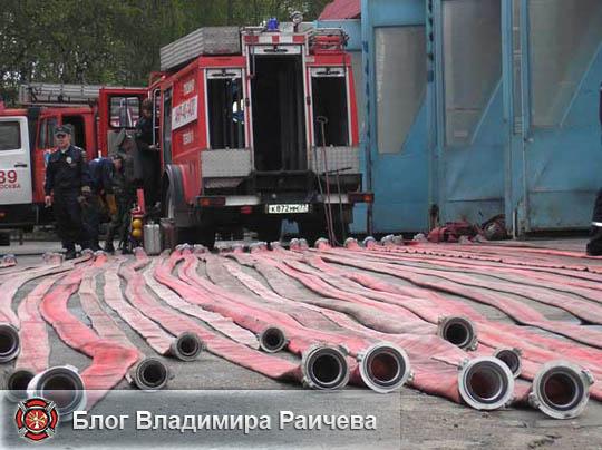 Испытание всасывающих пожарных рукавов