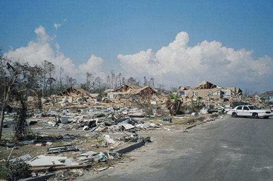hurricane katrina dbq